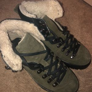 Urban outfitters hiker boots